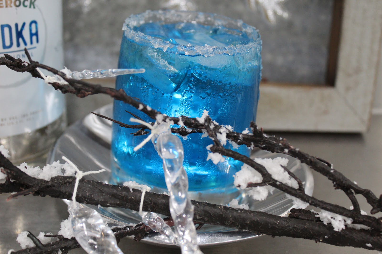 Blue Icicle